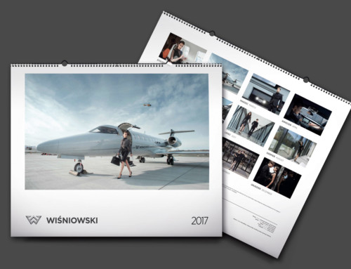 Kalendarz WIŚNIOWSKI 2017