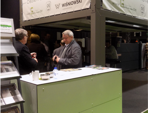 WIŚNIOWSKI and Garden Center 'T' at BOUWINNOVATIE 2017