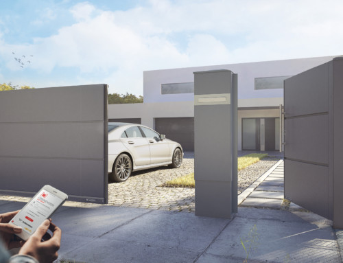 smartCONNECTED – smart garage doors, gates and doors by WIŚNIOWSKI