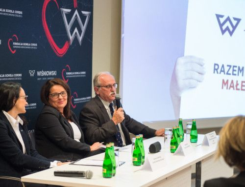 WIŚNIOWSKI helping save little hearts